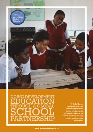 What we offer - Doing DE through a global school partnership